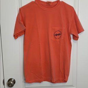 Comfort Colors Tops - PI BETA PHI Formal Shirt